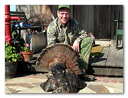 Click here for information on our Florida Osceola turkey hunt.